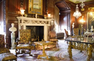 Warwick-Castle-Interior