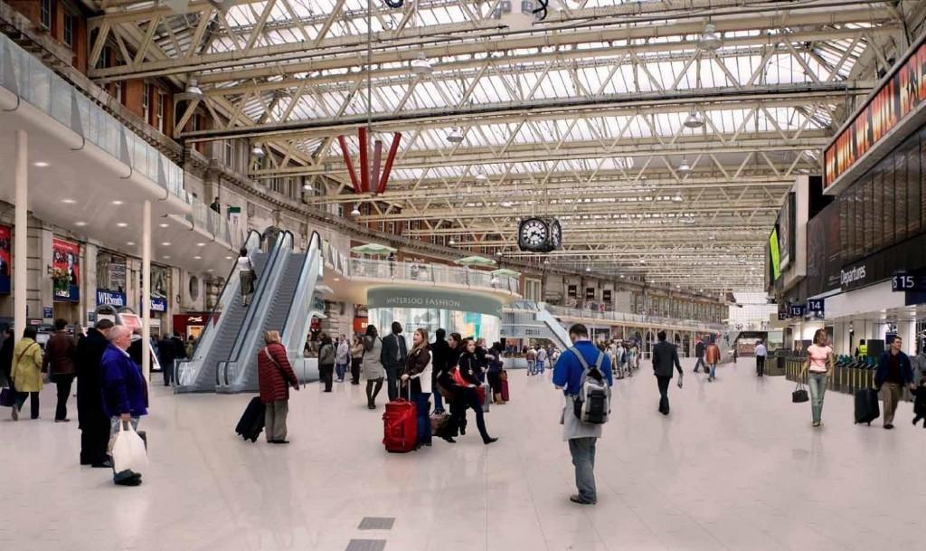 Waterloo Station image