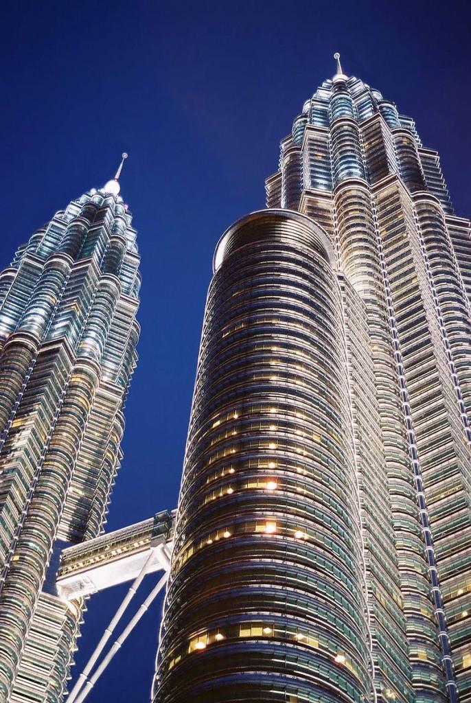 pentronas twin towers
